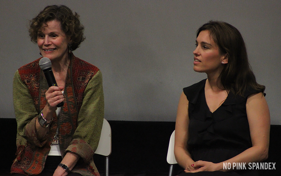 judy blume and amy jo johnson