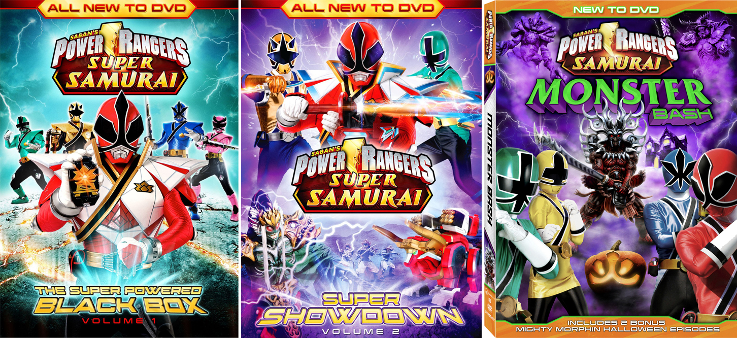 No pink spandex new power rangers samurai dvds available for pre new power rangers samurai dvds available for pre order buycottarizona