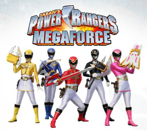 Power Rangers Megaforce Rumors