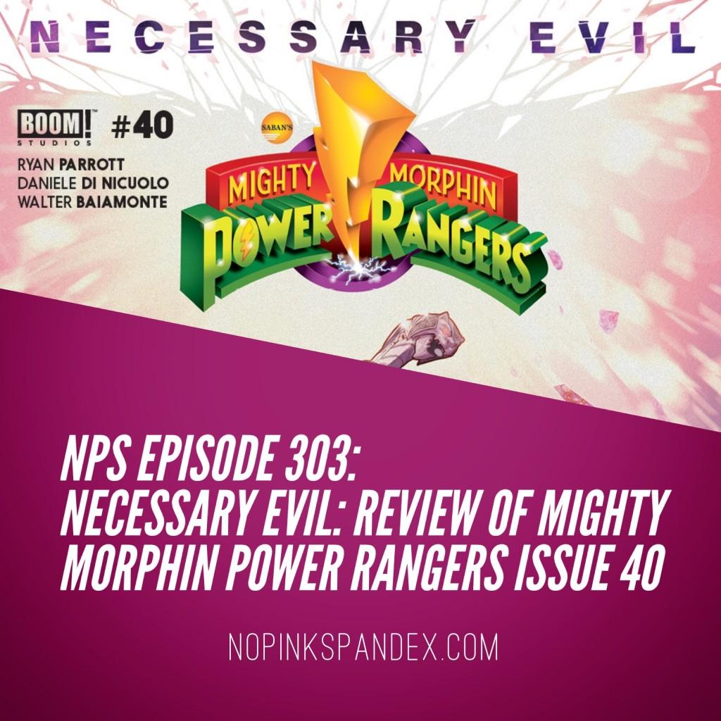 No Pink Spandex - Power Rangers News - nopinkspandex com